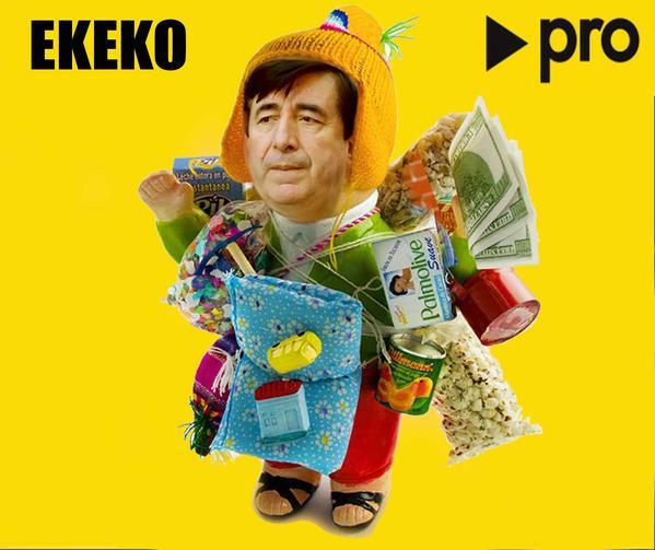Resultado de imagen para Jaime Durán Barba ekeko