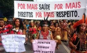 Bolsonaro amenaza con eliminar el sistema de salud indígena ...