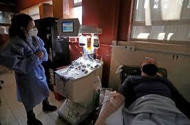 Funciona el plasma en pacientes de covid? - The New York Times