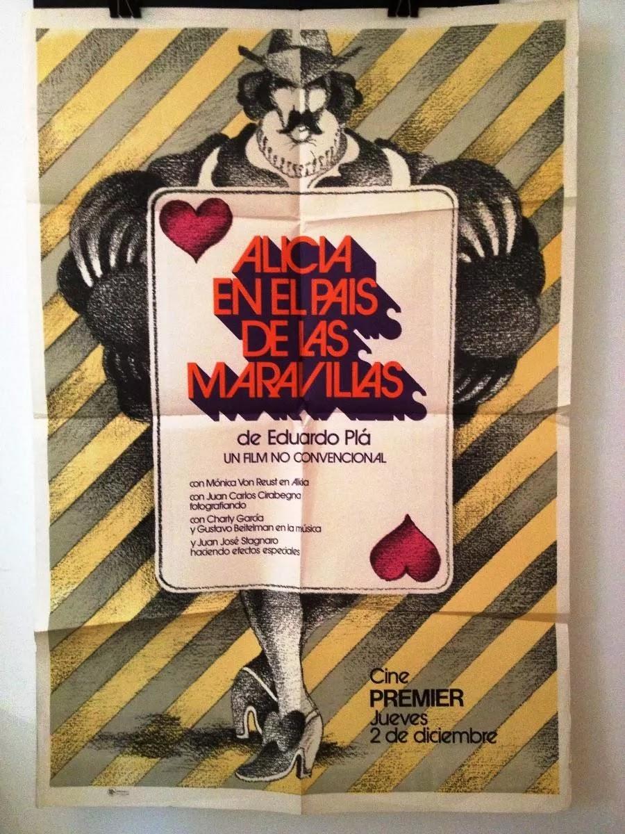 ESTUDIOS CARROLLIANOS: Alicia de Eduardo Plá (1976)